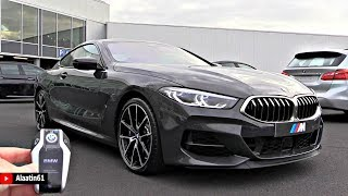 The New Bmw 8 Series 2019 FULL REVIEW Interior Exterior Infotainment - The LEGEND IS BACK