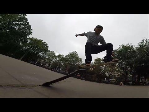 Skate All Cities – GoPro Vlog Series #057 / Flatground Day