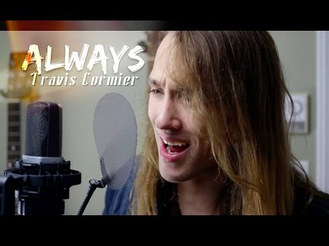 Bon Jovi - Always (Travis Cormier acoustic cover)