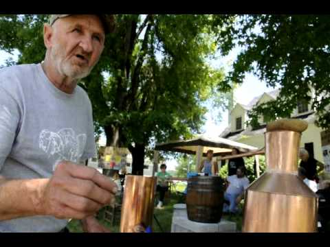 Jim Tom Hedrick Explains Proofing Moonshine Whiskey