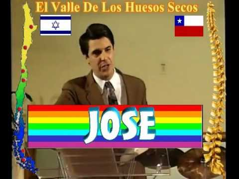 JOSUE YRION EN CHILE 2017 - PALABRA PROFETICA 2017 IGLESIA JOSUE YRION