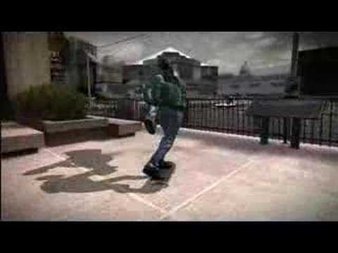 Tony Hawk Proving Ground – Are you a hardcore skater?