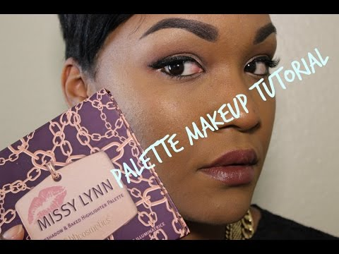 Missy Lynn Palette Makeup Tutorial