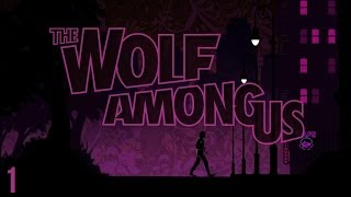 THE WOLF AMONG US - Episodio 1 - Fábulas