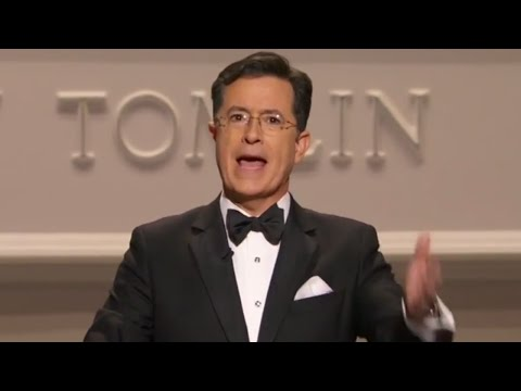 In One Joke, Stephen Colbert Nails Obama, Rips Dems & Confuses CNN