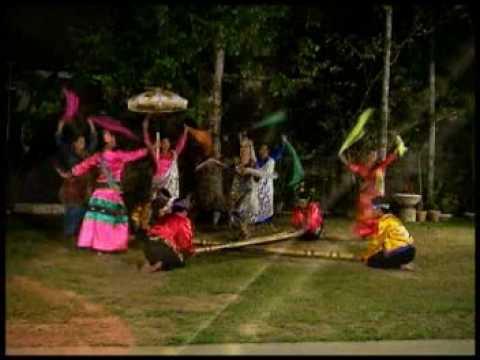 Philippine Folk Dance Singkil video