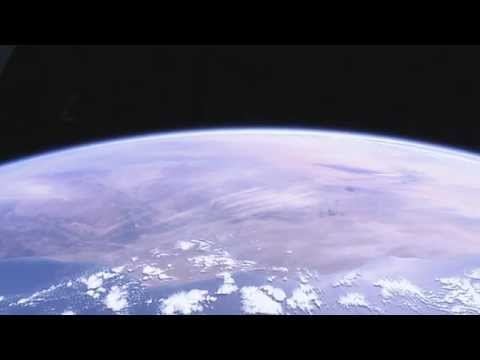 West Africa From The International Space Station @17,000 MPH