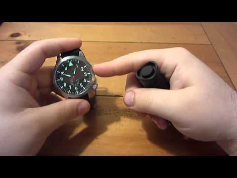 Gear Review :  Maratac Pilots Watch (Automatic)