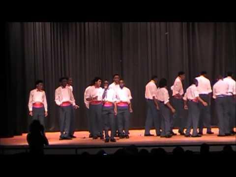 Forest Hill High School Choir- Breakin' My Heart