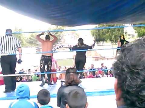 Lucha Libre en San Luis Obispo Toluca 2
