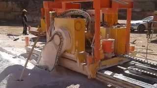 CHAIN SAW QS4000D IN APRICENA ITALY