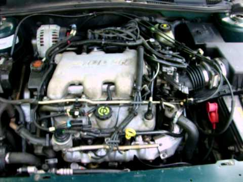 2000 Chevrolet Malibu 3.1L Engine Knock