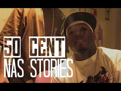 50 cent Nas Stories + Road to Success | Behind The Music | Jordan Tower