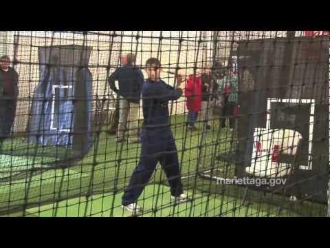 Marietta Baseball Complex Renovation