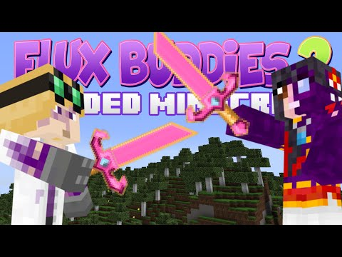 Minecraft - Flux Buddies 2.0 #37 - Awesome Swords video