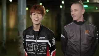Rekkles and Deft love story is still better than Twilight :) real bromance inside!