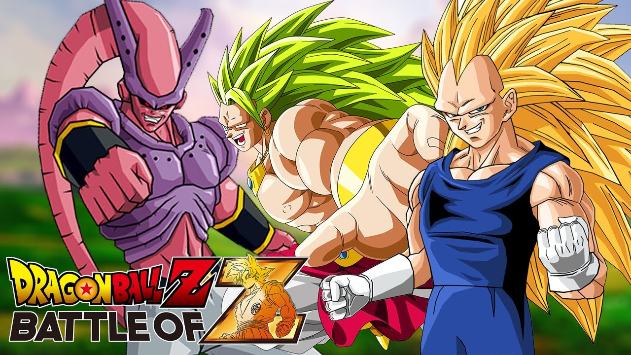 Dragon Ball Z: Battle of Z - SSJ3 - 243.4KB