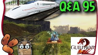 Questions and Answers EP94, Guild Wars 3 Possibilities and Bullet Trains
