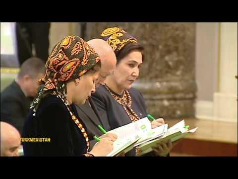 Новости Телевидения Туркменистана12.04.2018