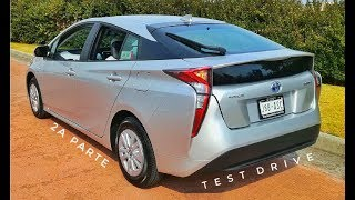 Toyota Prius 2018 - Prueba Mediano Plazo 2°Parte | ADN Automotriz