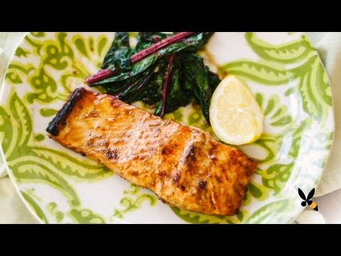 Maple Salmon Recipe &#8211; Honeysuckle Catering &#8211; Culinary Roadtrip USA