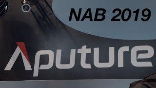 Aputure - New Lights and Sidus Link - NAB 2019