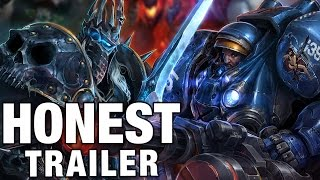 HEROES OF THE STORM (Honest Game Trailers)