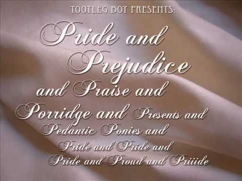 Pride & Prejudice Dirty Mashup (part 2) video