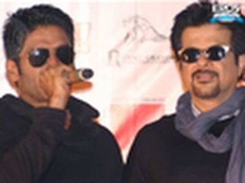 Anil Kapoor And Suniel Shetty Promote No Problem At Ambience In New Delhi
