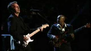 Watch Eric Clapton Hoochie Coochie Man video