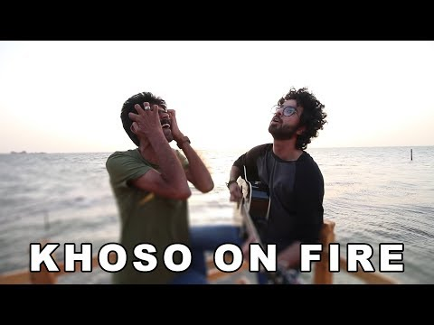 KHOSO ON FIRE | Grudging | Funny Asghar Khoso