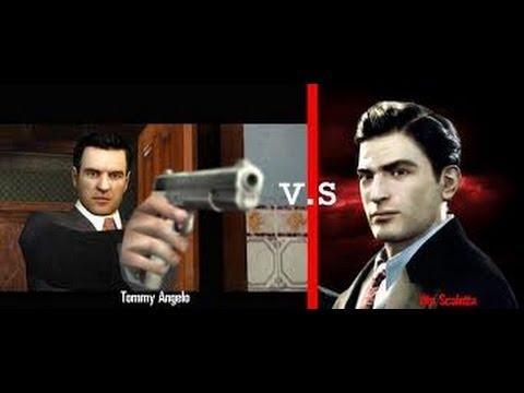 Mafia 1 VS Mafia 2