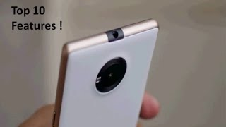 Top 10 Features of Micromax Yu Yuphoria YU  Everything you need to know