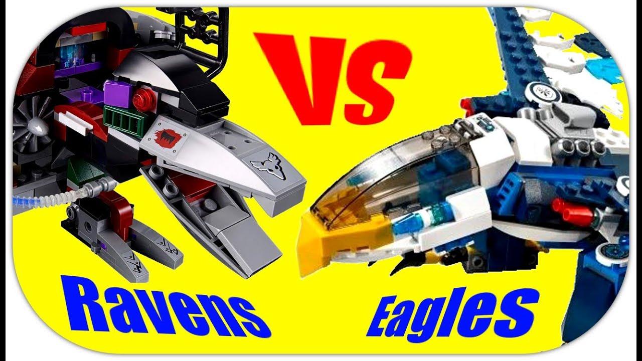 Lego Chima Ravens Ravens Lego Legends of Chima