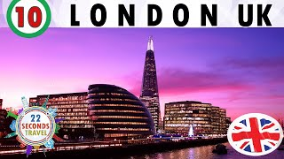 Visit LONDON TOP 10 Things to do in LONDON United Kingdom
