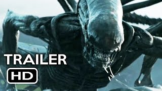 Alien: Covenant Trailer #2 (2017) Michael Fassbender, James Franco Sci-Fi Movie HD