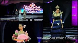 Bb. Pilipinas 2010 Preliminary Regional Costume 02:33