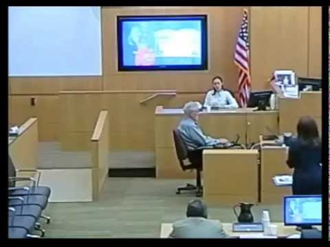 Jodi Arias Penalty Retrial : Day 7 (SEALED TESTIMONY)