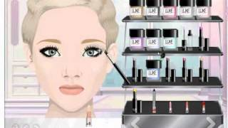 Sucker Punch - Stardoll make up tutorial Sucker Punch-Babydoll