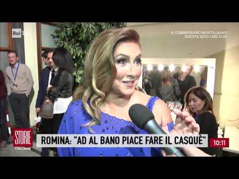 Il backstage di Al Bano e Romina a Ballando con le stelle - Storie italiane 09/04/2018