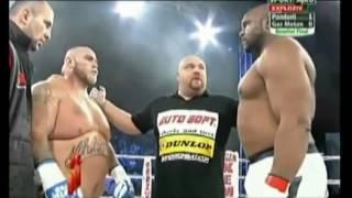 KSW UFC PRIDE - Mariusz Pudzianowski, Giant Silva, Hong Man Choi, James Thompson, Bob Sapp