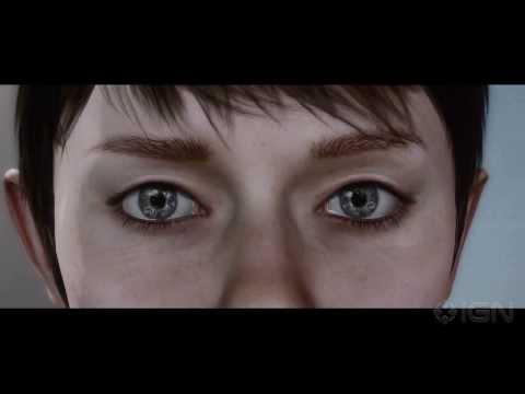 Kara - Heavy Rain's Dev Trailer