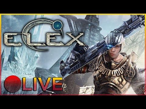 ELEX  |  Oziębły Streamer  |  Poziom: ULTRA  |  #4  (CZYTAJ OPIS)