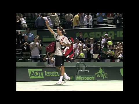 ATP Classics: Nadal vs. Federer - How It All Began