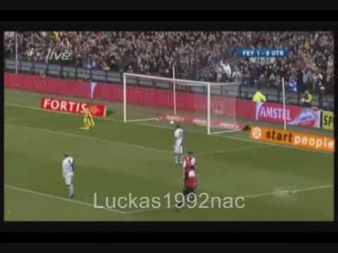 De 7 Goals van Diego Biseswar in het seizoen 2008-2009 voor Feyenoord Check ook de acount: http://www.youtube.com/user/luckas1992nac En de Hyve: http://luckas1992nac.hyves.nl/