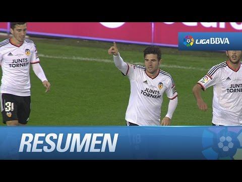 Resumen de Valencia CF (2-1) Real Madrid - HD