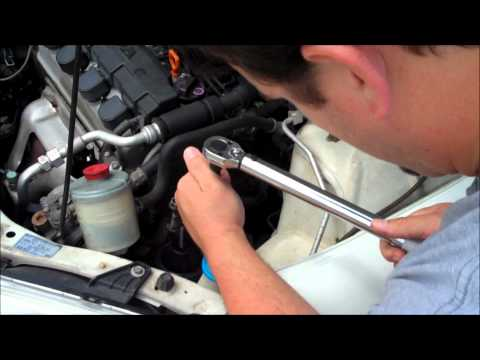 Motor Mount (side) Replacement : 2001 Honda Civic LX SEDAN 4-door