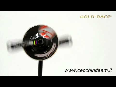 Guarnitura GOLD RACE - www.cecchiniteam.it