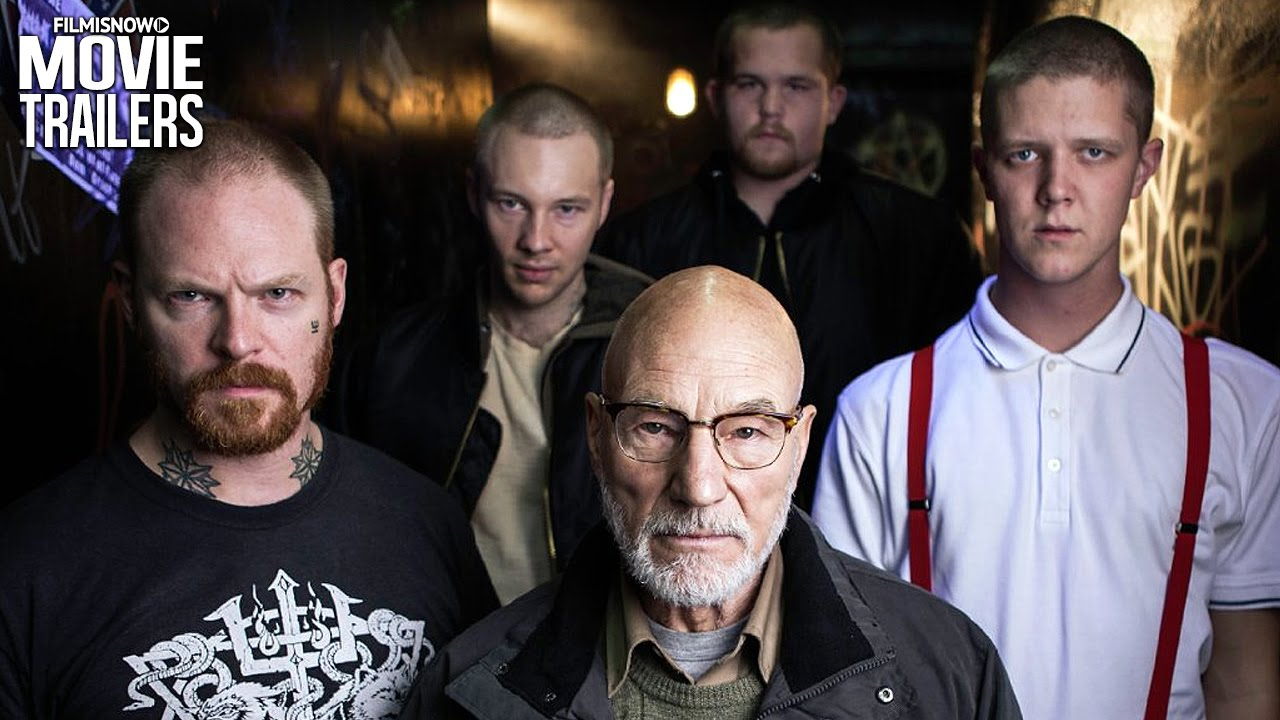 See Patrick Stewart in GREEN ROOM | Official Trailer #2 [Horror Thriller] HD