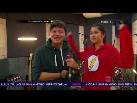 Rilis Single Terbaru  Rizky Febrian Dan Mikha Tambayong Lakukan Kolaborasi